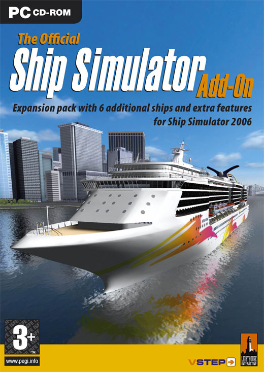 Ship Simulator 2006 + Expansion Pack for PC Games