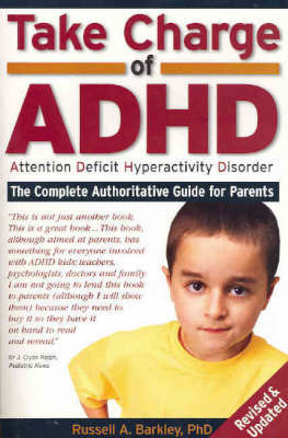 Take Charge of ADHD by Russell A. Buckley
