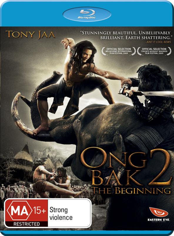 Ong Bak 2 - The Beginning on Blu-ray