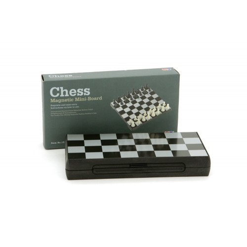 """Magnetic Chess Set 7"""" image"""