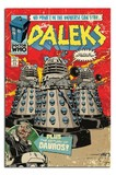 Doctor Who The Daleks Comic Maxi Poster (205)