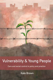 Vulnerability and young people by Kate Brown image