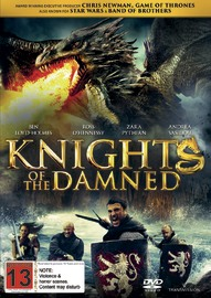 Knights Of The Damned on DVD