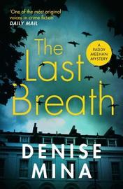 The Last Breath by Denise Mina image