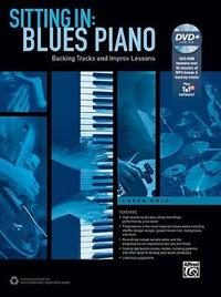 Sitting in -- Blues Piano by Loren Gold image
