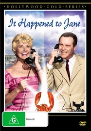 It Happened to Jane on DVD
