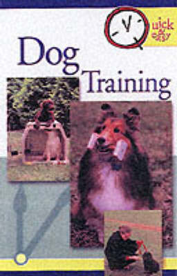 Quick and Easy Dog Training by The Pet Experts at T F H image