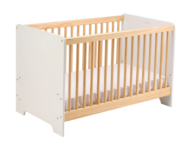 Cariboo: Contemporary Cot - Natural