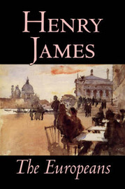 The Europeans by Henry James image