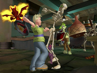 Grabbed by the Ghoulies for Xbox image