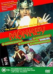 Monkey - Vol 14 on DVD