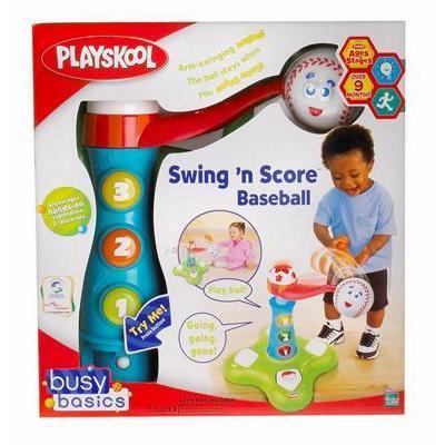 Playskool Busy Swing & Score Baseball