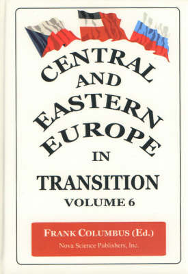 Central & Eastern Europe in Transition, Volume 6
