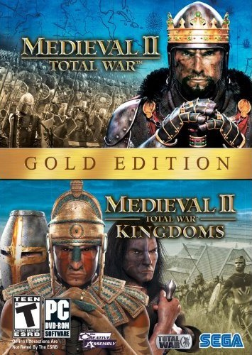 Total War Medieval II Gold for PC Games