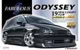 Aoshima Honda Fabulous Odyssey (RA6/'01 Model) 1/24 Model Kit