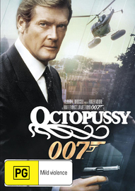 Octopussy (2012 Version) on DVD