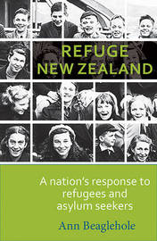 Refuge New Zealand by Ann Beaglehole