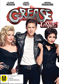 Grease Live! on DVD