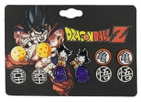 Dragon Ball Z: Stud Earring Set - 6-Pack