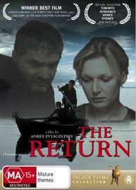 Return, The (Vozvrashcheniye) (Palace Films Collection) on DVD image