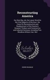 Reconstructing America by Edwin Wildman image