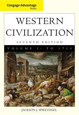 Western Civilization: v. 1 by Jackson J. Spielvogel