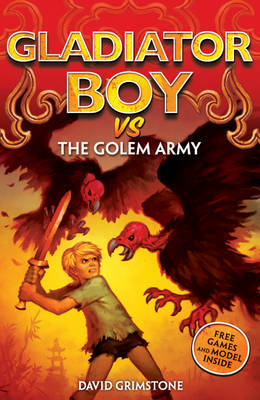 12: vs the Golem Army by David Grimstone