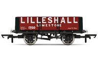 Hornby: 5 Plank Wagon, Lilleshall