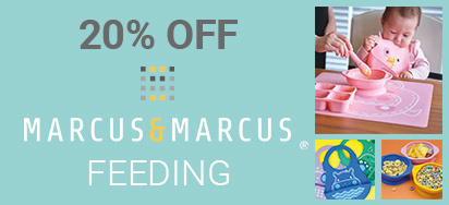 20% off Marcus & Marcus