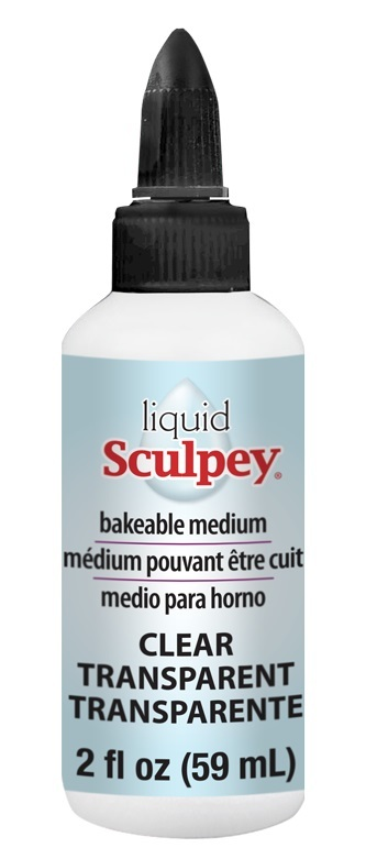 Sculpey: Liquid Bakeable Clay - Clear (59ml)
