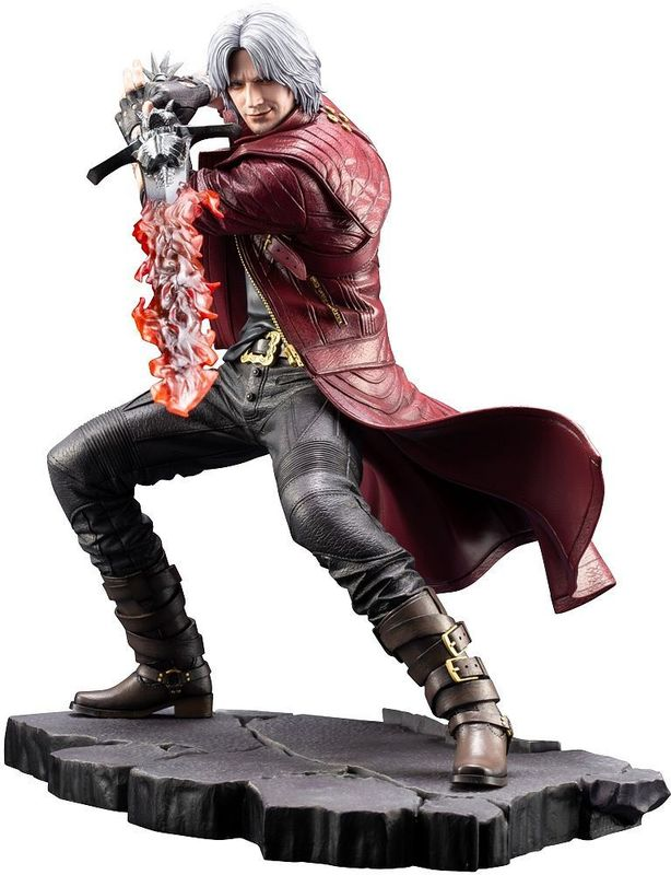 ARTFX J: Devil May Cry 5: 1/8 Dante - PVC Figure