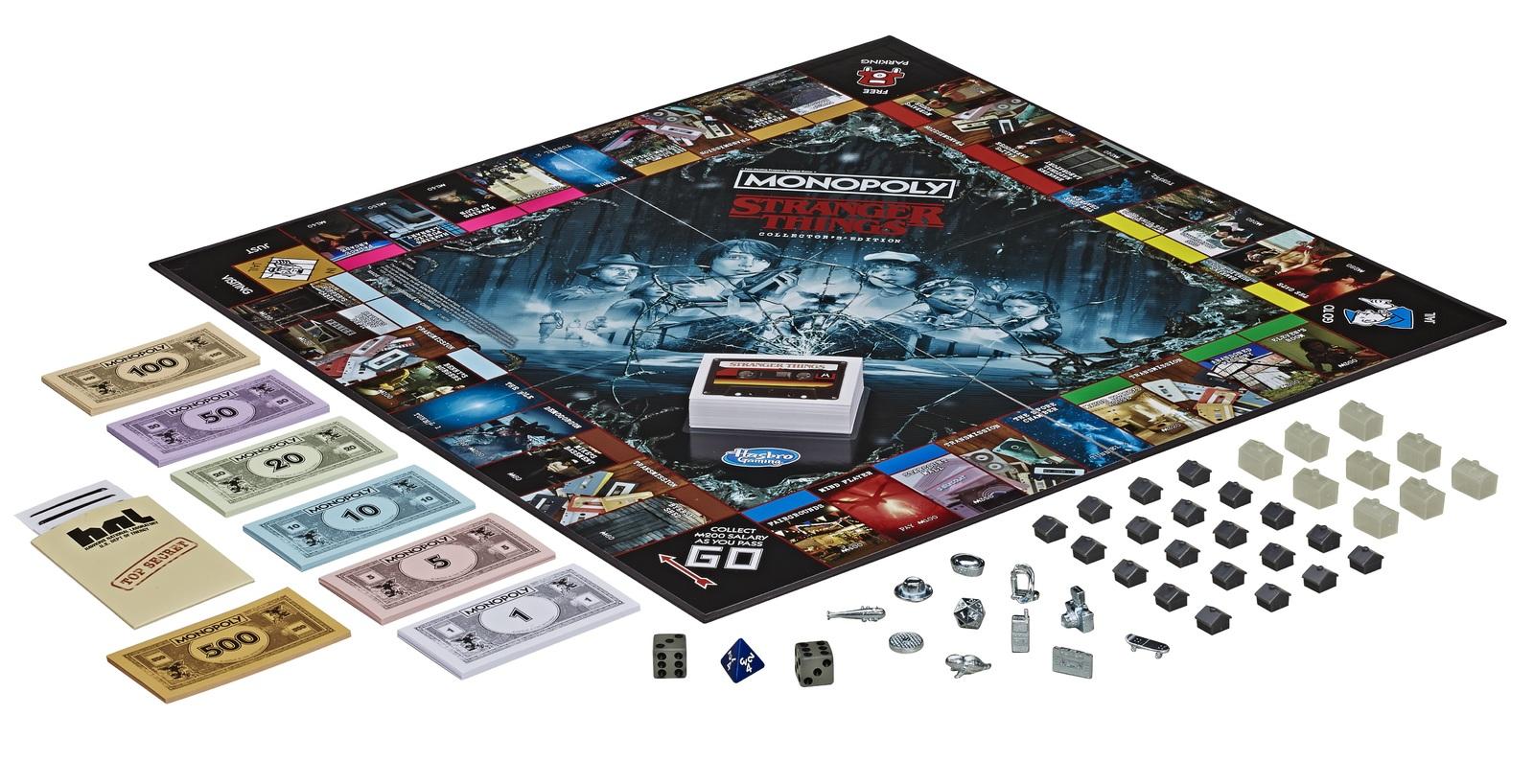 Monopoly: Stranger Things - Collector's Edition image