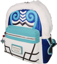 Loungefly: Overwatch - Mei with Faux Fur Mini Backpack image