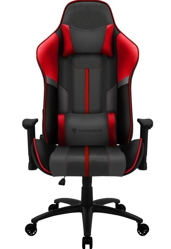 ThunderX3 BC3 BOSS Gaming Chair (Fire Red)