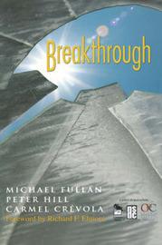 Breakthrough by Michael Fullan image