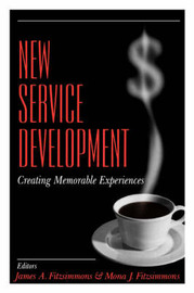 New Service Development by James A. Fitzsimmons