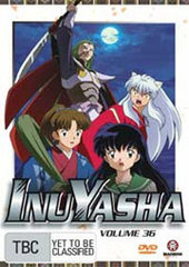 InuYasha - Vol. 36 on DVD
