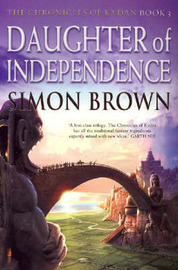 Daughter of Independence by Simon Brown image