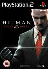 Hitman: Blood Money for PlayStation 2
