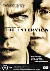 The Interview on DVD