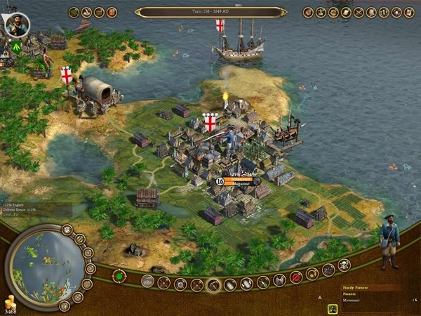 Sid Meier's Civilization IV: Colonization for PC image