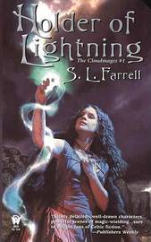 Holder of Lightning by S L Farrell image