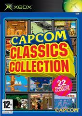 Capcom Classics Collection for Xbox