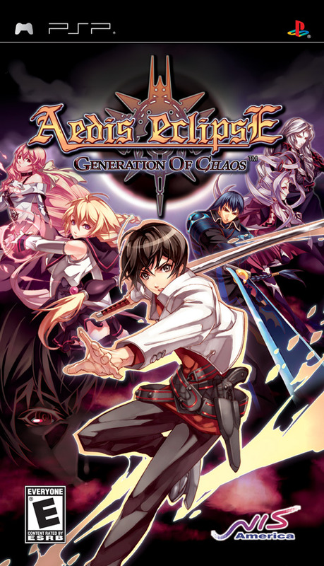 Aedis Eclipse: Generation of Chaos for PSP
