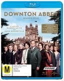 Downton Abbey - Season Four on Blu-ray