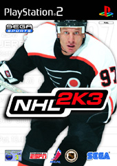 NHL 2K3 for PS2