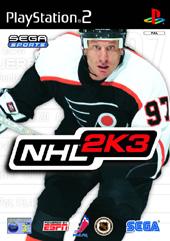NHL 2K3 for PlayStation 2