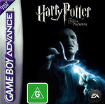 Harry Potter and the Order of the Phoenix for Game Boy Advance