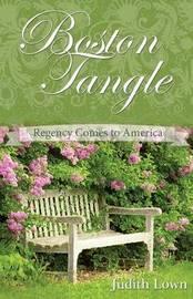 Boston Tangle by Judith Lown