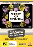 The Best Of Benny Hill - The Movie on DVD